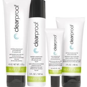 Clear proof Acne System - Mary Kay